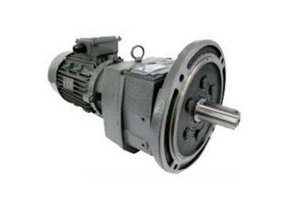 Motor giảm tốc tải nặng mặt bích 75HP/55KW