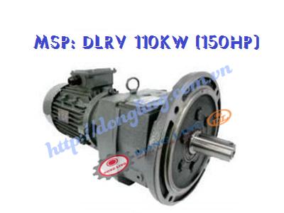 Motor giảm tốc tải nặng DLRV 150HP/110KW