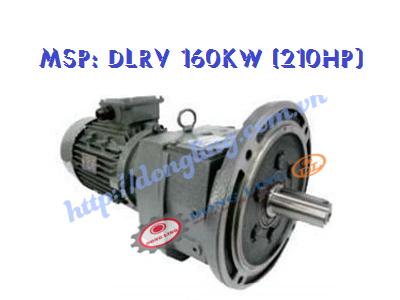 DLRV 160KW-210HP