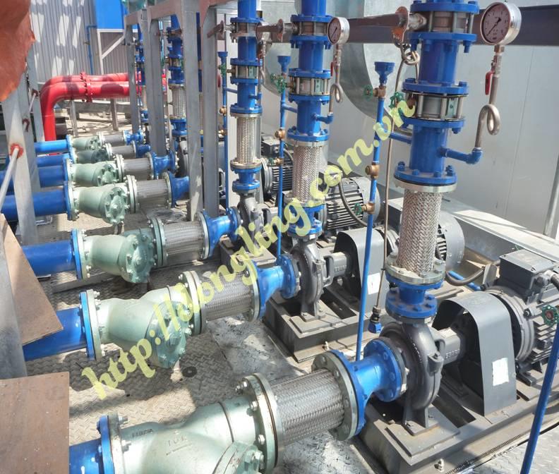 Ứng dụng máy biến tần trong ngành bơm nước
