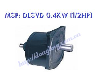 Đầu giảm tốc tải trung DLSVD 0.4KW