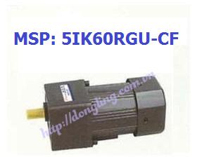 Motor giảm tốc mini có điều khiển 5IK60RGU-CF