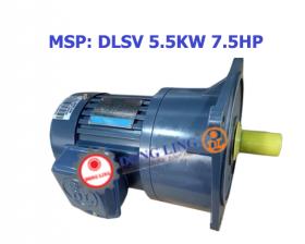 motor giảm tốc mặt bích 5.5KW