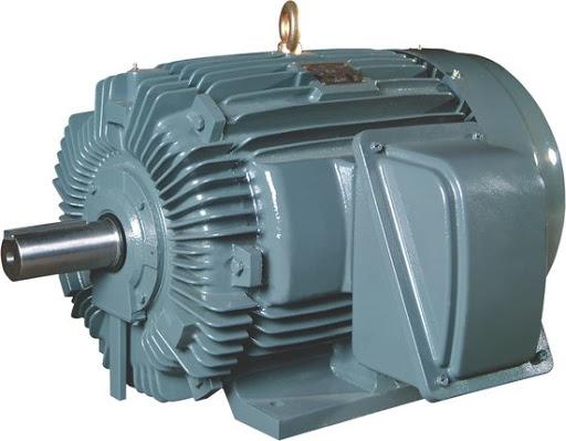 Ứng dụng động cơ điện trong sản xuất